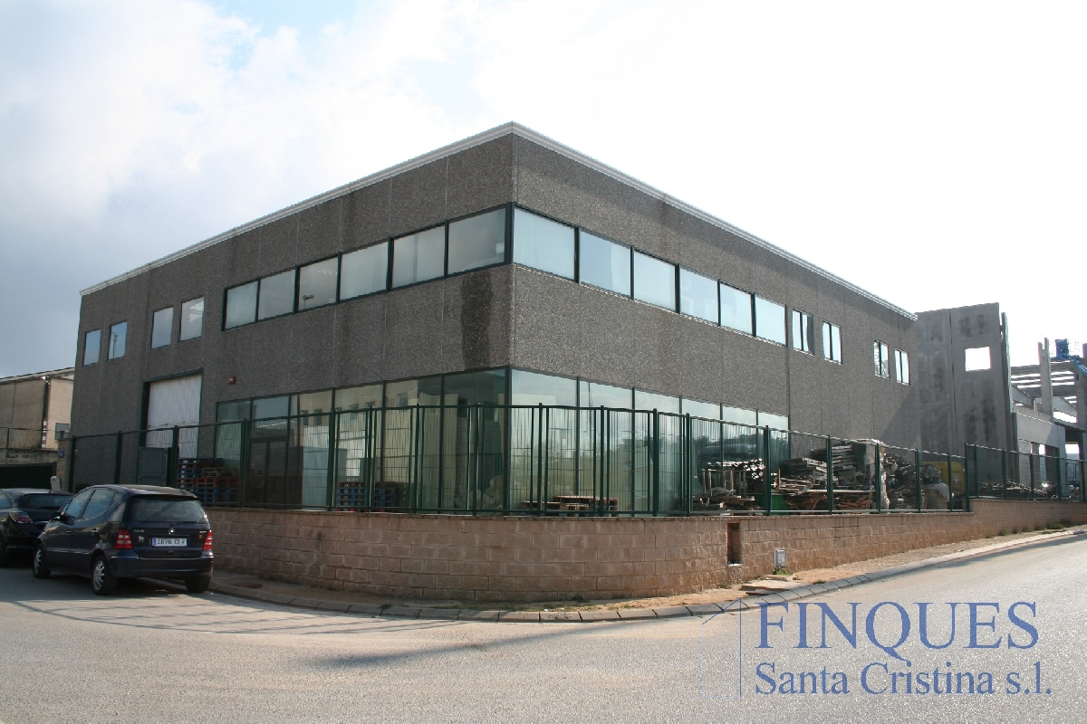 Llagostera / Industrial / Nave Industrial